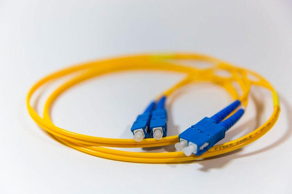 Installer la fibre optique